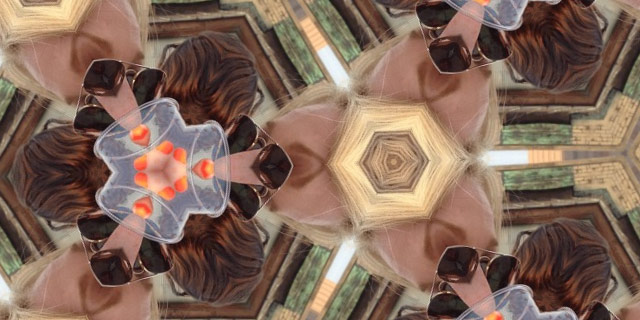 InstaScope kaleidoscope